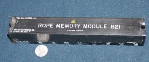 Las memorias se empaquetaban en módulos.