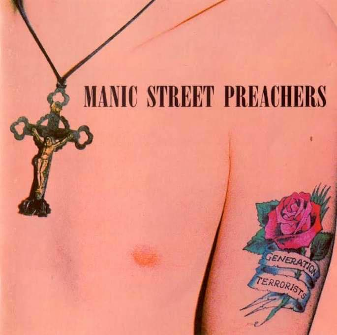 Manic Street Preachers-Slash 'N Burn01