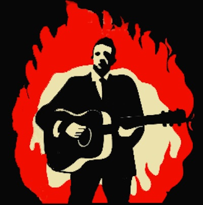 Johnny Cash Ring Of Fire