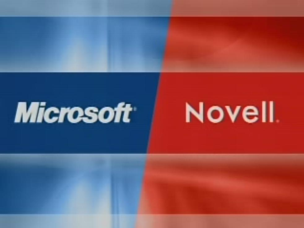 Microsoft vs Novell