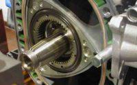 Motor Wankel, motor de combustión, automóvil