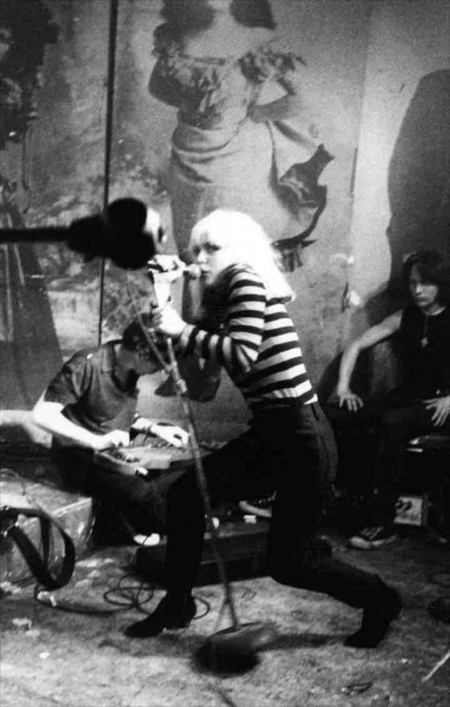 por_favor_matame_Blondie en CBGB